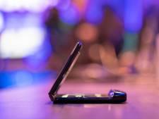 Scherm van nieuwe Motorola Razr-klaptelefoon kan 'bobbels en knobbels' krijgen