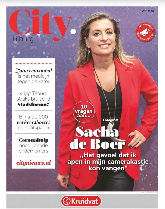 """Een verkapte reclamefolder? ,,Absoluut niet. Heel simpel: het voldoet aan alle eisen"""", zegt Sjuul Paradijs, voormalig hoofdredacteur bij De Telegraaf en mede-oprichter van City."""