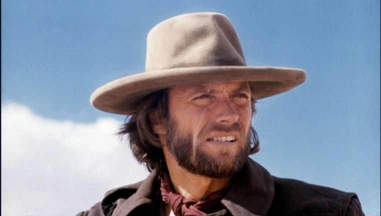 The Outlaw Josey Wales. Beeld .