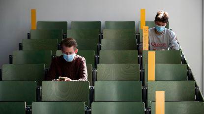 Gemiddeld meer dan 1.000 nieuwe besmettingen per dag in België