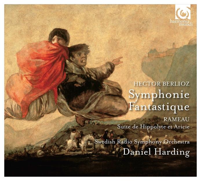 Swedish Radio Symphony Orchestra en Daniel Harding - Berlioz, Symphonie Fantastique en Rameau, Suite de Hippolyte et Aricie