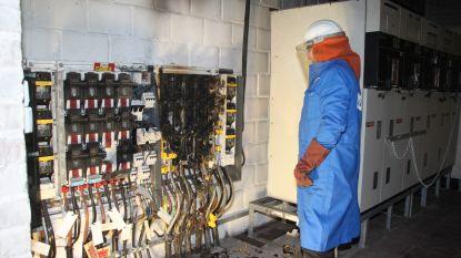 Ontploffing in hoogspanningscabine zet paar duizend huizen zonder elektriciteit