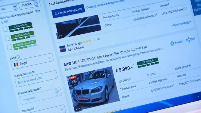 Nieuwe vorm van oplichting: kopers betalen auto met vals rekeningafschrift