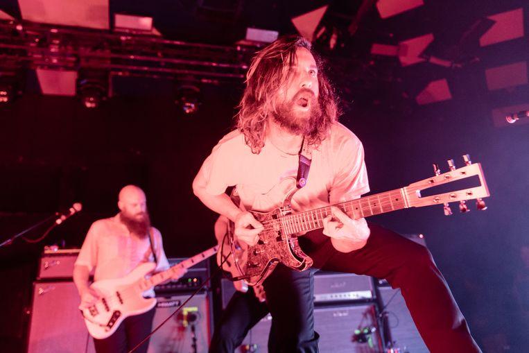 De voorbije jaren zagen we al de revival van postpunk: bands als IDLES (foto), Fontaines D.C. en Squid zijn alleen maar populairder geworden. Beeld Redferns