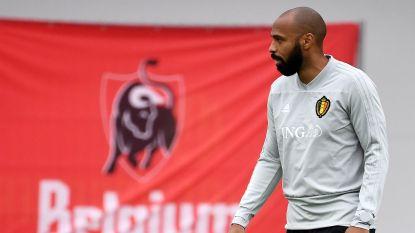 """FT buitenland. """"Bordeaux denkt aan Thierry Henry"""" - Andreas Pereira voor het eerst opgeroepen voor Seleçao"""