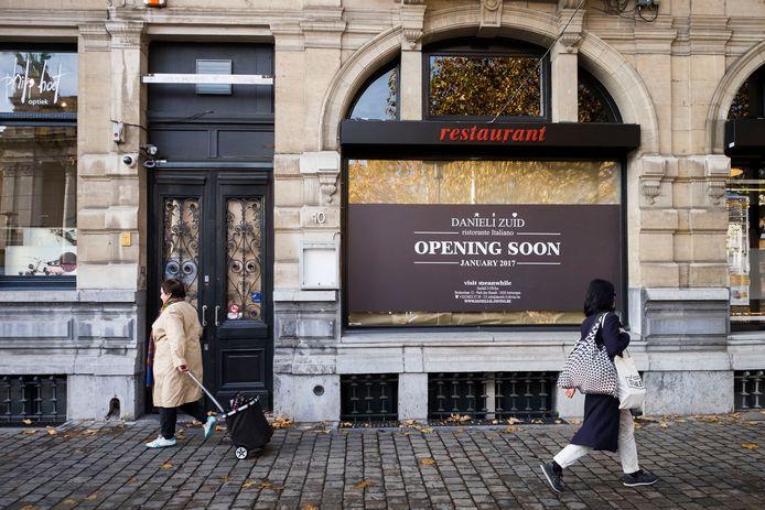 Brasserie Hippodroom is al een week dicht.