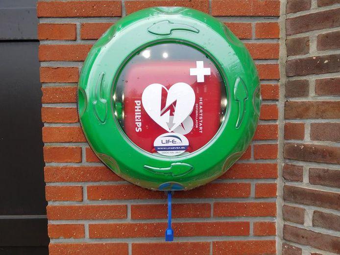 Illustratiebeeld: AED-toestel.