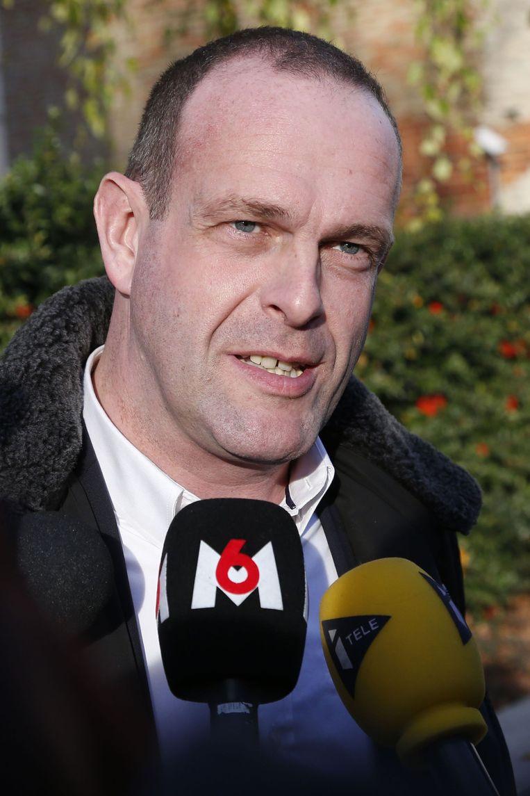 FN-burgemeester Steeve Briois. Beeld AFP