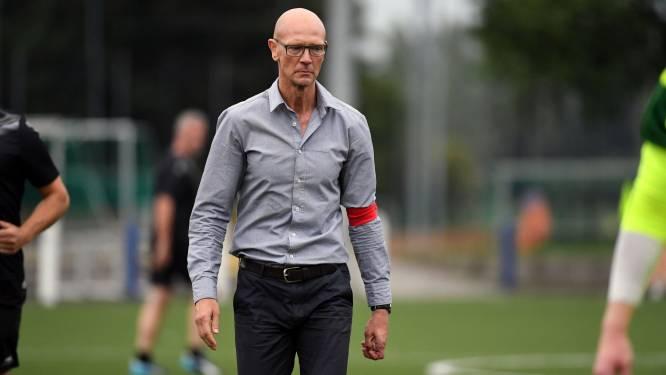 """Coach Stef Van Winckel (STVV): """"Op leven en dood nu"""""""