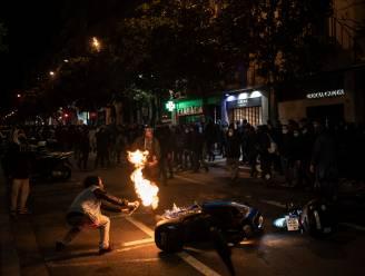 34 aanhoudingen na rellen in Catalonië om opsluiting rapper