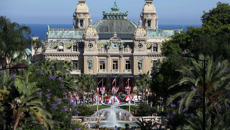 De goksite is deels in handen van het casino van Monaco. Beeld AFP