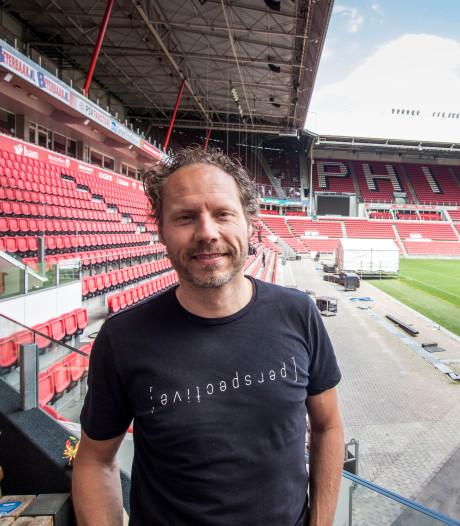 Nieuw boek van schrijver Buddy Tegenbosch uit Eindhoven: verhaal over liefde, vriendschap en de cruciale keuze van een PSV-talent