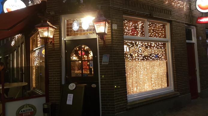 Het overvallen café Boeimeer.