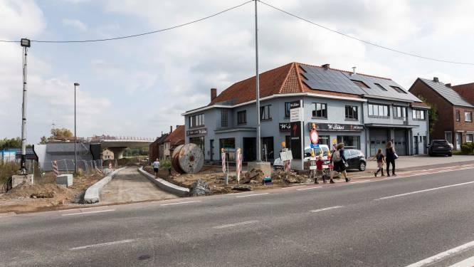 Agentschap Wegen en Verkeer start voorbereidingen aan kruispunt op N2 in Diepenbeek