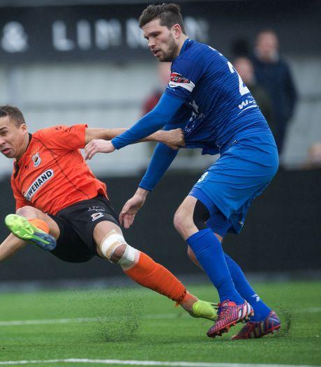 Balkestein blijft bij De Treffers: 'Geen afscheid op een brancard'