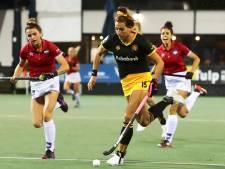 HC Den Bosch zegeviert mede dankzij goals Frédérique Matla na lastige start