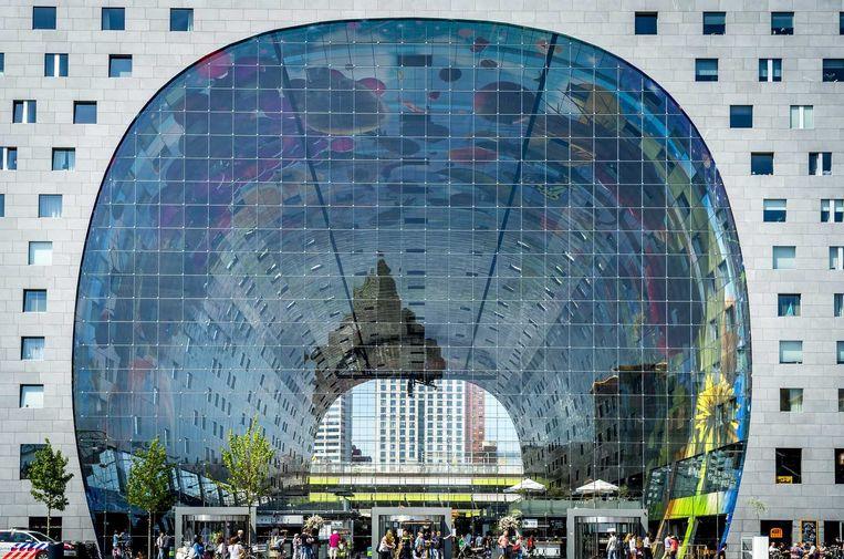 De Markthal in Rotterdam Beeld ANP