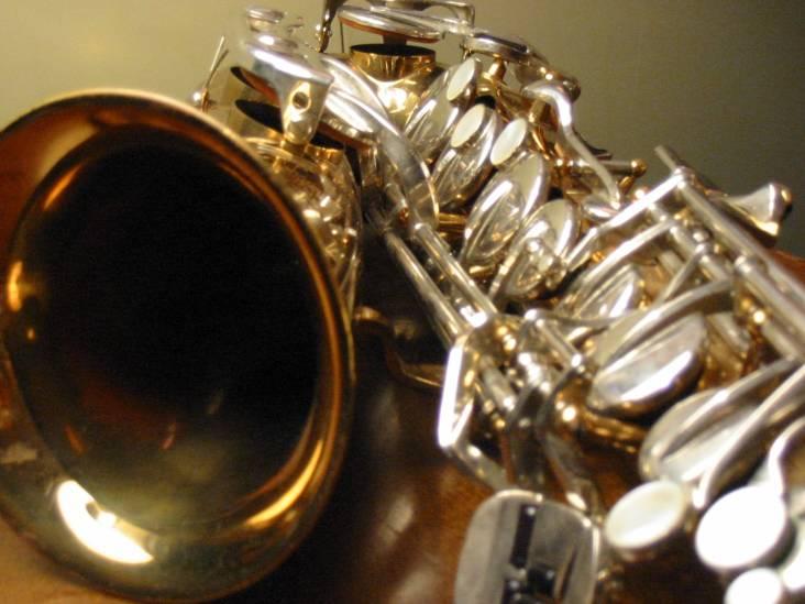 Misschien hoort mijn leraar geen saxofoon, maar een blokfluit. Of nog erger, een panfluit
