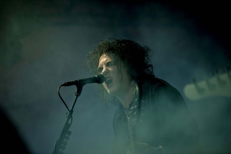 The Cure. Beeld ap