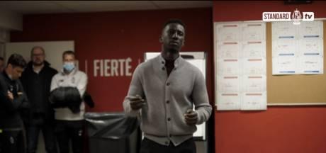 """""""Ce n'est pas le moment des félicitations"""": le discours fort de Mbaye Leye après l'exploit contre Bruges"""