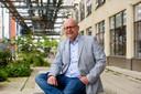 Theo van Kroonenburg, directeur van woningcorporatie Trudo in Eindhoven