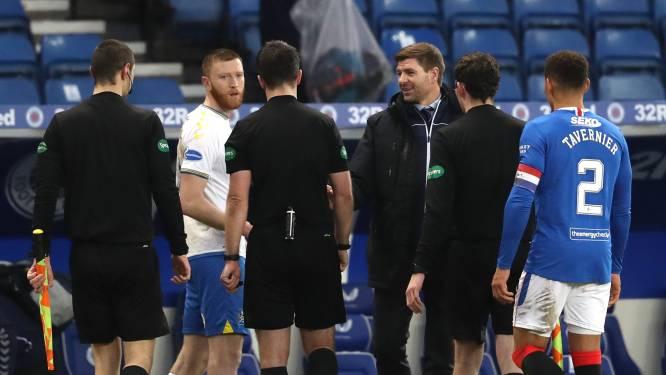 Rangers laat na vijf spelers thuis voor wedstrijd tegen Antwerp na lockdownfeestje