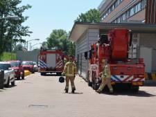 Droger veroorzaakt brand in Vlietland Ziekenhuis, zeven medewerkers naar spoedeisende hulp