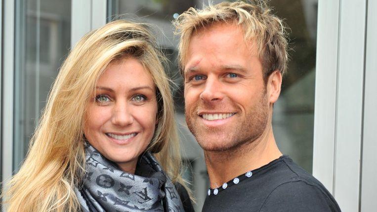 Debby Pfaff en Nicolas Liébart. Beeld PHOTO_NEWS