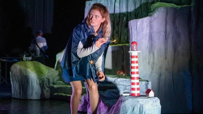Prijzenwinnende theatervoorstelling 'Lampje' speelt exclusief in cultuurcentrum De Werft