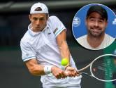 Raemon Sluiter nu coach van Nederlands beste tennisser: 'Bij Kiki Bertens was ik voorzichtiger'