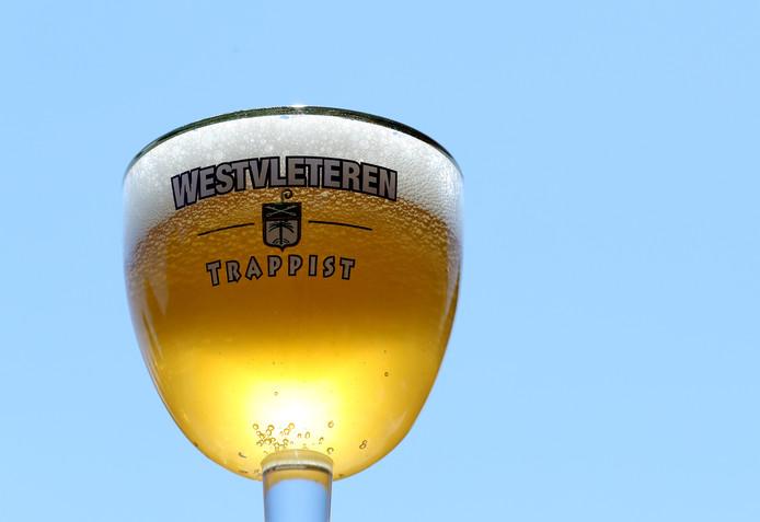 Veel bierdrinkers zijn dol op het Belgische trappistenbier Westvleteren.