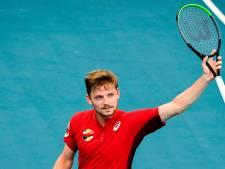 Départ parfait pour la Belgique à l'ATP Cup