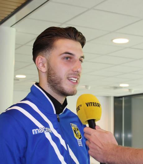 Vitesse trekt talent Aktas weg bij NEC