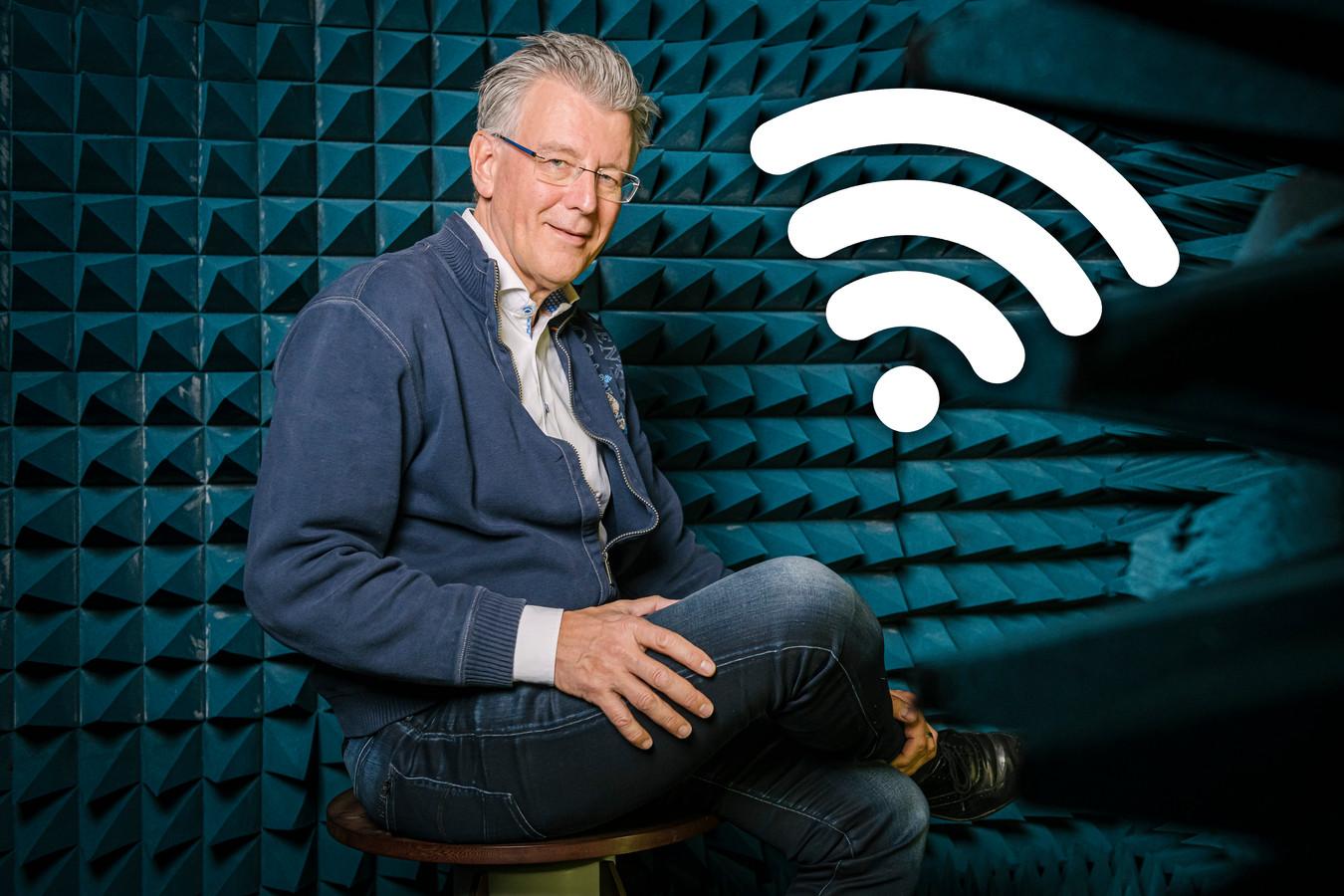 Cees Links, geestelijk vader van de wifi.