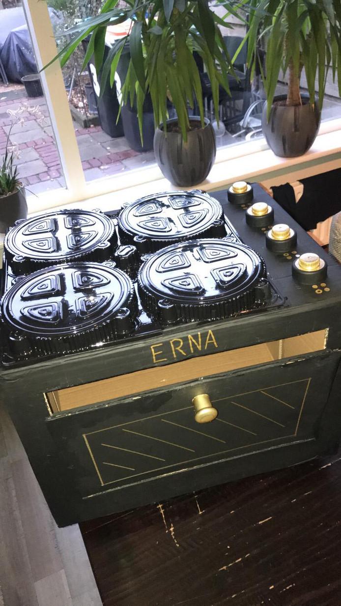 Sintsurprise: een echte Etna, of was het een Erna?