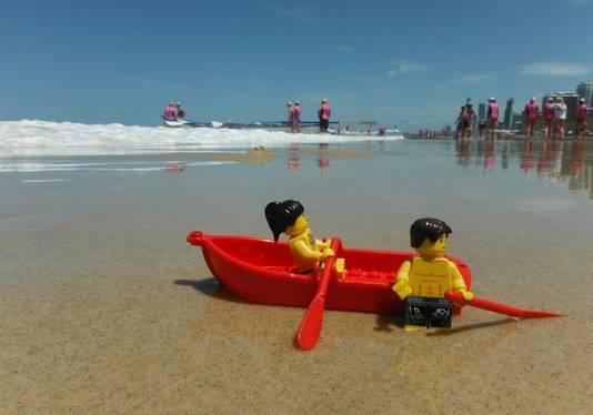 Facebook/Lego Travellers