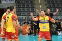 Freek de Weijer werd uitgeroepen door de organisatie tot man of the match.