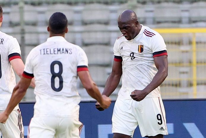 Le but de Romelu Lukaku offre aux Diables une dernière victoire avant l'Euro.