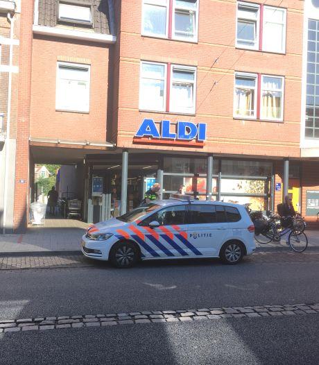 Gewapende overval op supermarkt in Nijmegen, dader op de vlucht