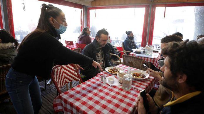 """Le restaurant """"Le Poppies"""""""