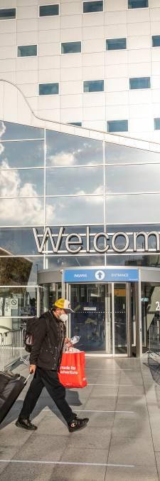 Coronacrisis dreunt door op Eindhoven Airport: in stilte al honderden banen weg