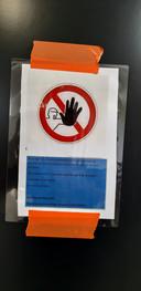SVZW moet deuren kleedkamers sluiten wegens Legionella.