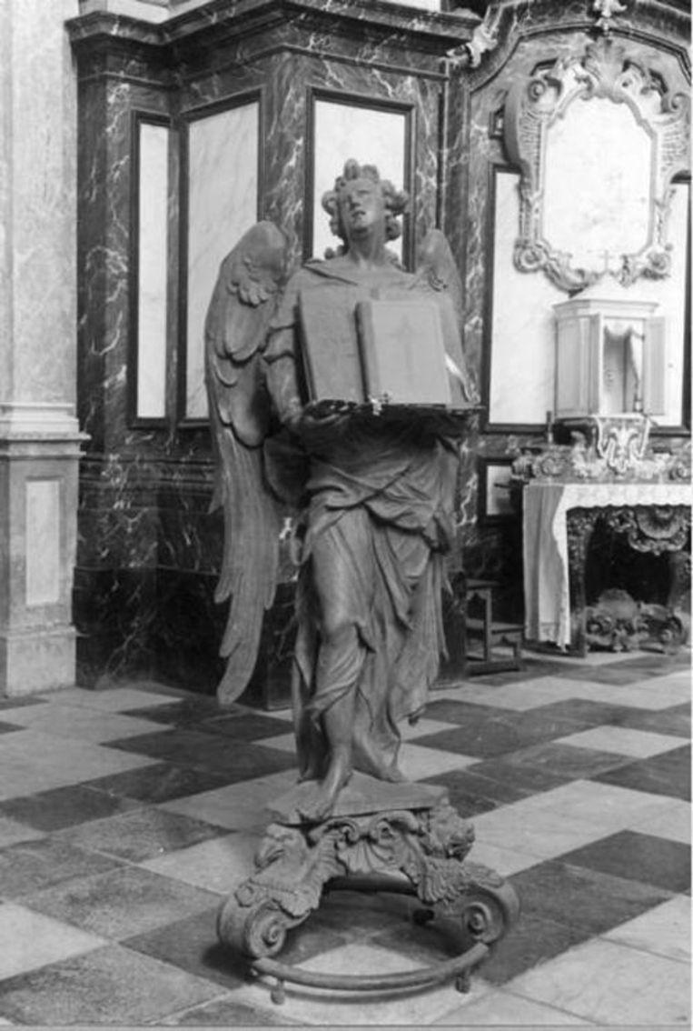 De 'Engel' uit 1695.