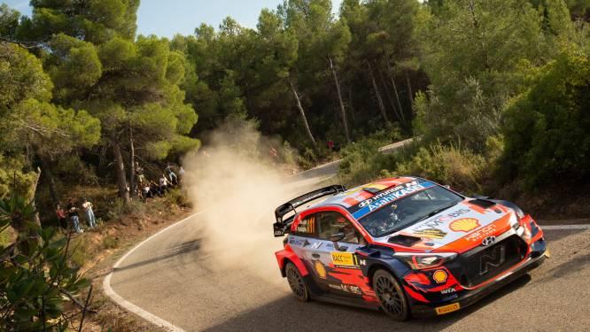 Rallye d'Espagne: deuxième succès de la saison pour Thierry Neuville