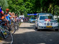 Voor de laatste keer gaat ontdekker van wereldkampioen Ellen van Dijk aan kop in het peloton: 'Ik heb kilometers lang gejankt'