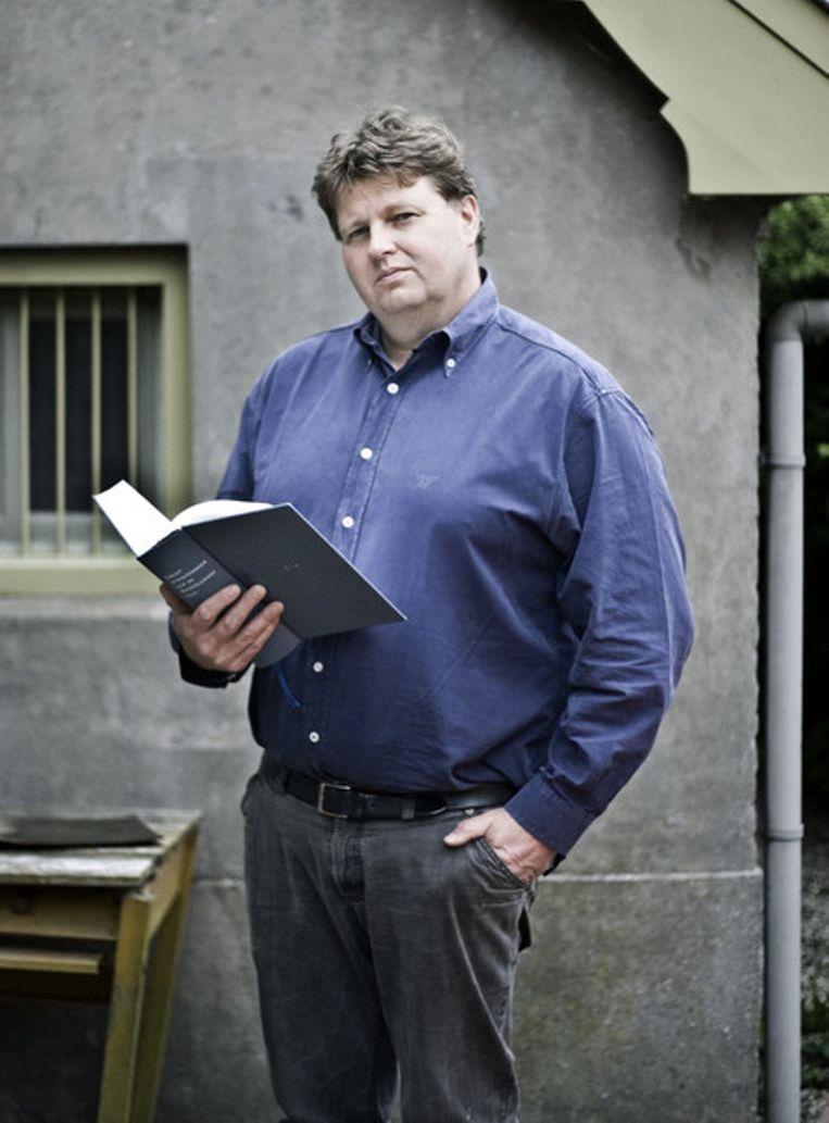 Ton den Boon, hoofdredacteur Van Dale: