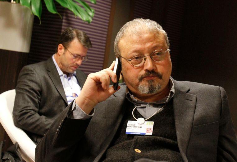 Jamal Khashoggi in 2011.