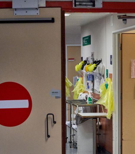 Les admissions toujours en nette baisse, près de 2.000 nouvelles infections par jour