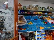 Hele buurt leeft mee met door aanslag getroffen slagerij: 'Leek wel een gasexplosie'