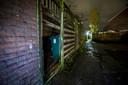 Aan de Kalverwijde in Zoetermeer werd de toen 20-jarige Sahand I. aangehouden op verdenking van het voorbereiden van een terroristische aanslag.